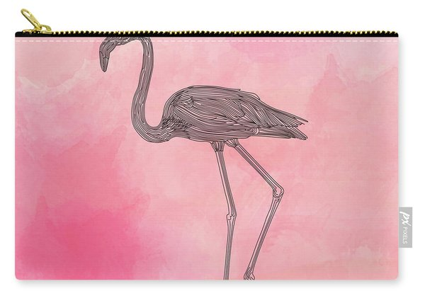 Flamingo3 Carry-all Pouch