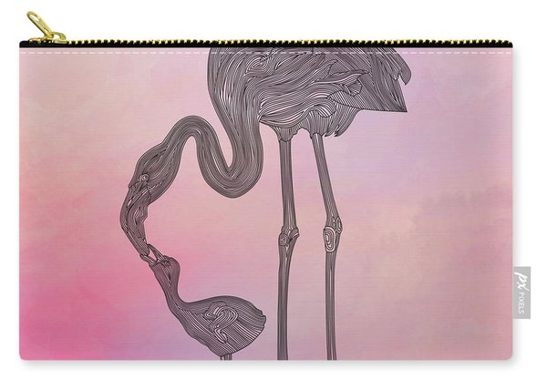 Flamingo6 Carry-all Pouch