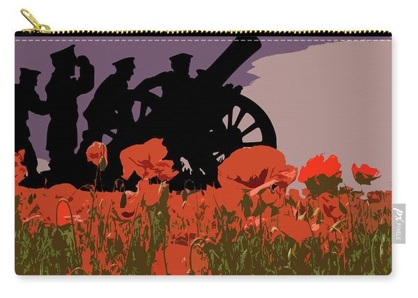 Flanders Fields 2 Carry-all Pouch