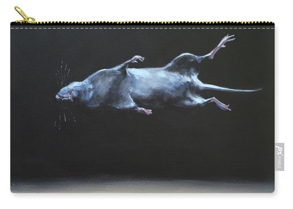 Floating Field Mouse Carry-all Pouch