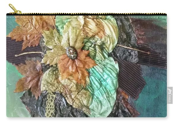 Flavors Of Fall Carry-all Pouch