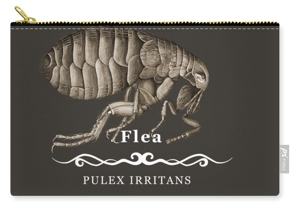 Flea Carry-all Pouch