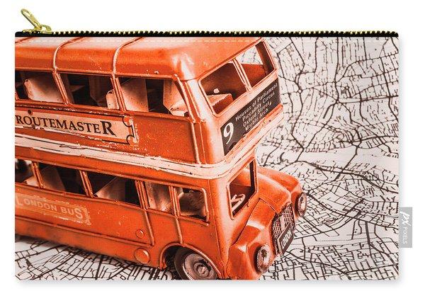 Fleet Street Carry-all Pouch