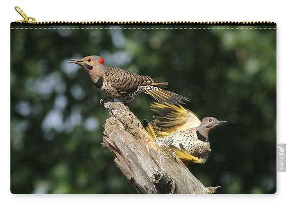 Flickers Carry-all Pouch