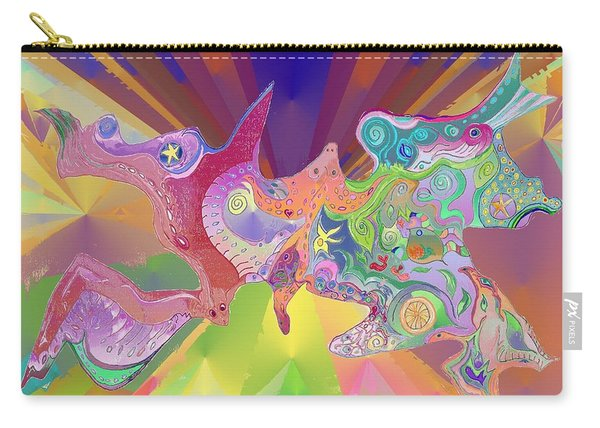 Flight Of Evolution Carry-all Pouch