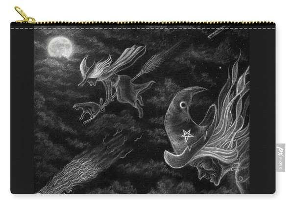 Flight Of The Coven Carry-all Pouch