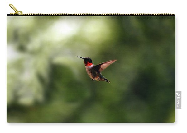 Flight Of The Hummingbird Carry-all Pouch