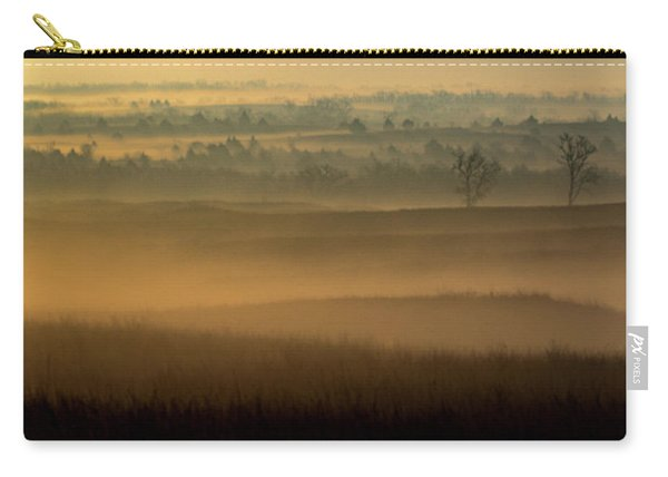 Flint Hills Sunrise Carry-all Pouch