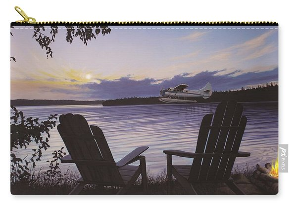 Float Plane Carry-all Pouch