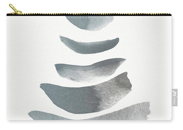 Floating 1- Zen Art By Linda Woods Carry-all Pouch