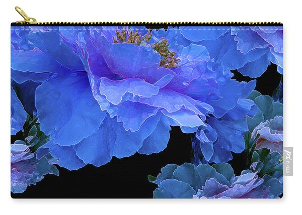 Floating Bouquet 10 Carry-all Pouch