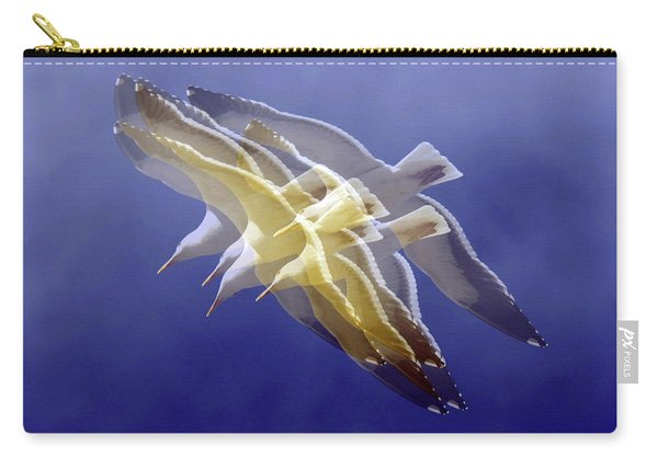 Floating Gulls Carry-all Pouch