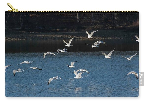 Flock Of Them Carry-all Pouch
