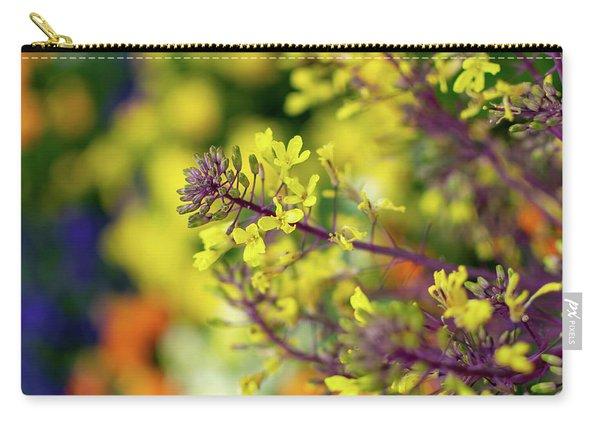 Flora Flora Flora Carry-all Pouch