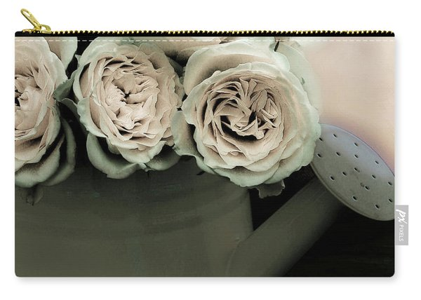 Floral Art 37 Carry-all Pouch