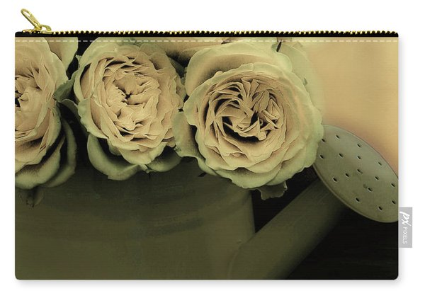 Floral Art 38 Carry-all Pouch