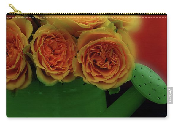 Floral Art 5 Carry-all Pouch