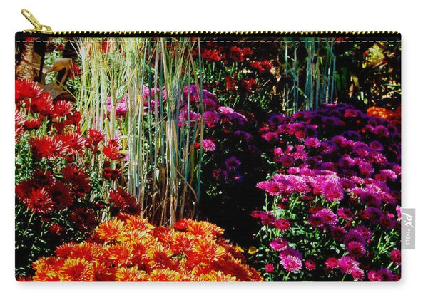 Floral Display Carry-all Pouch