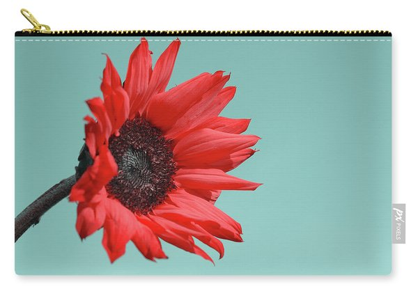 Floral Energy Carry-all Pouch