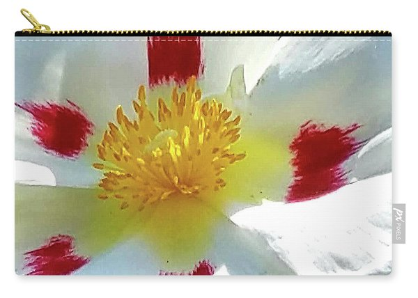 Floral Impressions Carry-all Pouch
