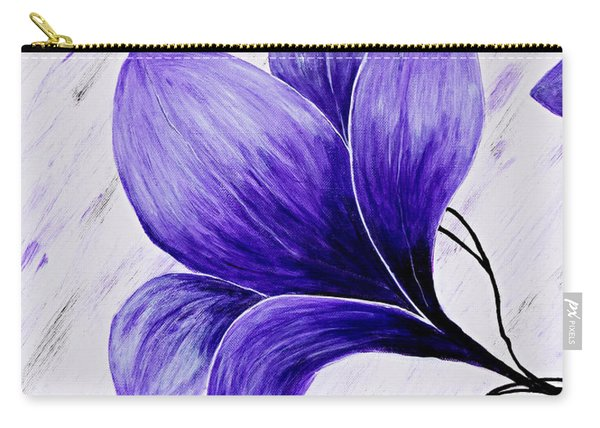 Floral Slumber Carry-all Pouch
