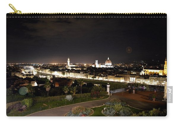 Florence At Night Carry-all Pouch