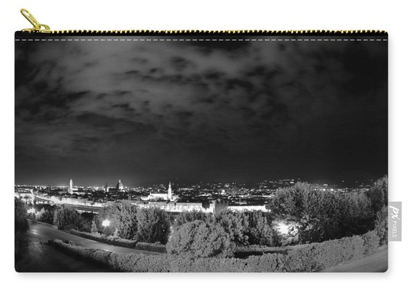 Florence From Above Carry-all Pouch