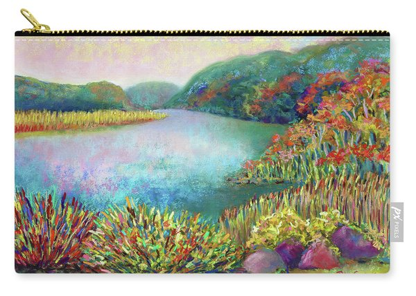 Florence Griswold View Carry-all Pouch