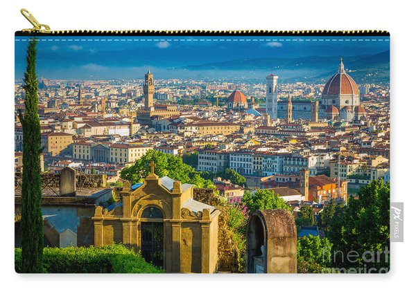 Florentine Vista Carry-all Pouch