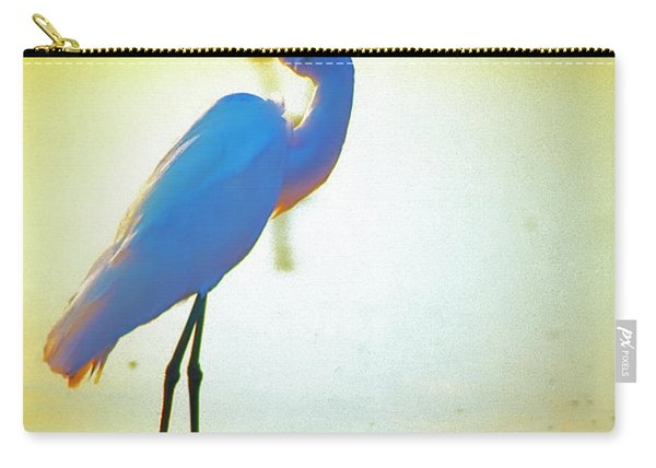 Florida Atlantic Beach Ocean Birds  Carry-all Pouch
