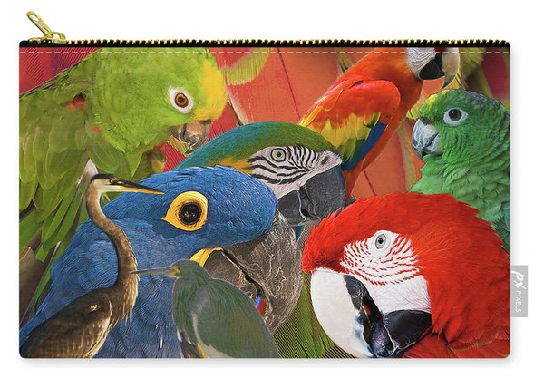 Florida Birds Carry-all Pouch