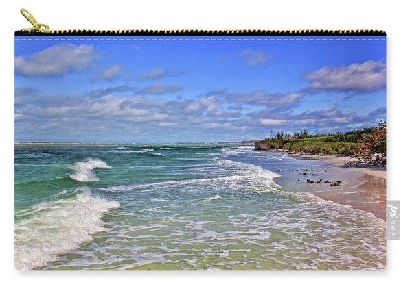 Florida Gulf Coast Beaches Carry-all Pouch