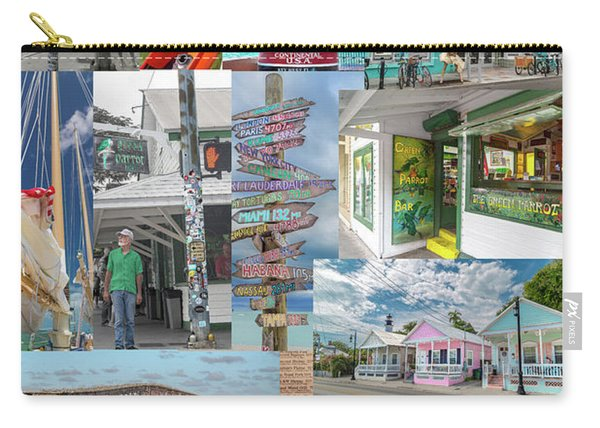 Florida Key West Collection Carry-all Pouch
