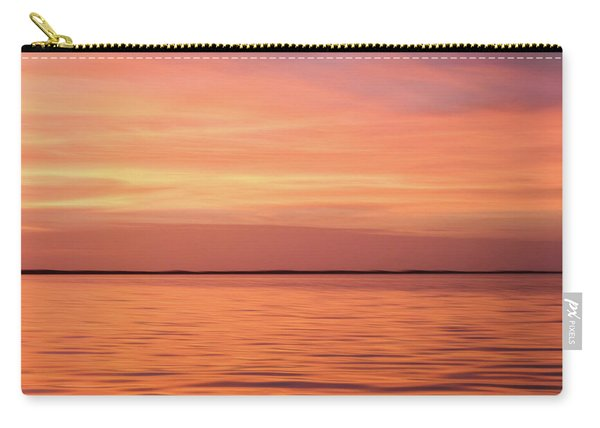 Florida Keys Sunset Impressions Carry-all Pouch
