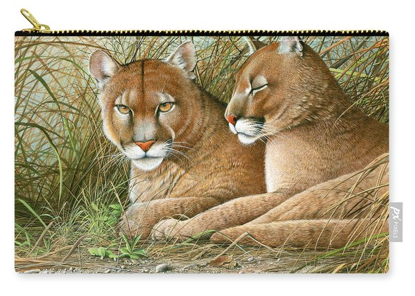 Florida Siblings Carry-all Pouch