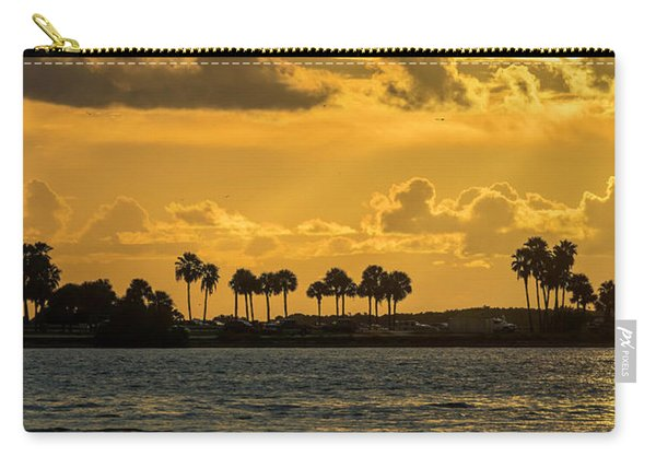 Florida Sunset-1 Carry-all Pouch