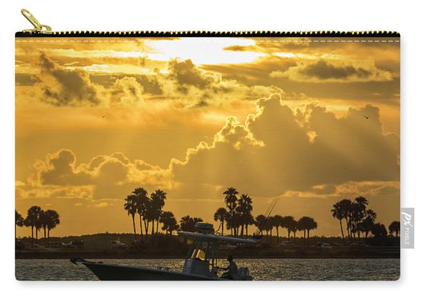 Florida Sunset-2 Carry-all Pouch