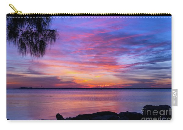 Florida Sunset #2 Carry-all Pouch