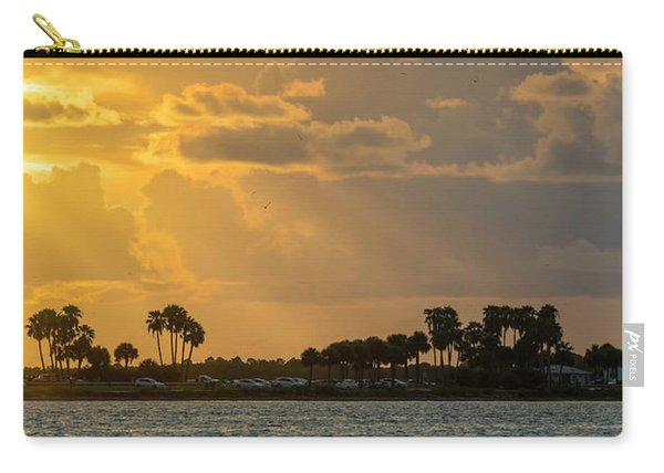 Florida Sunset-3 Carry-all Pouch
