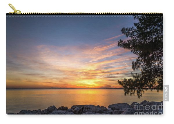 Florida Sunset #3 Carry-all Pouch