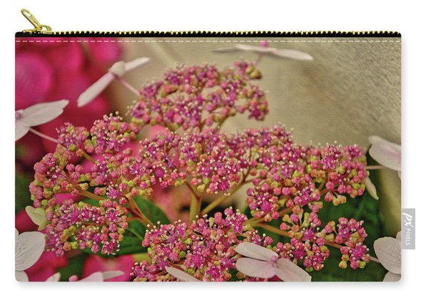 Flower 2 Carry-all Pouch