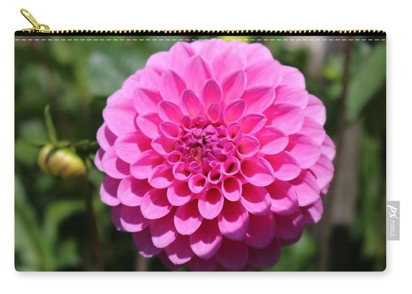 Carry-all Pouch featuring the photograph Flower 5 by Christy Pooschke