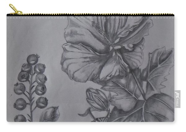 Flower Study 2 Carry-all Pouch