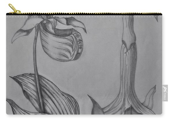 Flower Study 3 Carry-all Pouch