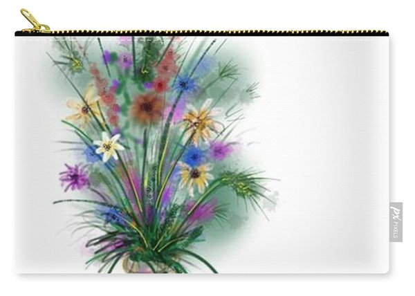 Flower Study One Carry-all Pouch