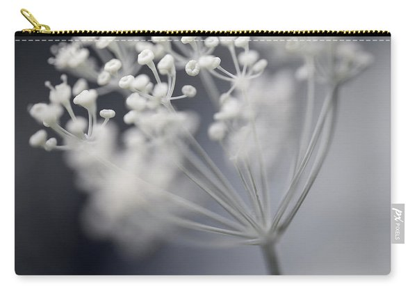 Flowering Dill Cluster Carry-all Pouch
