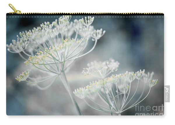 Flowering Dill Clusters Carry-all Pouch
