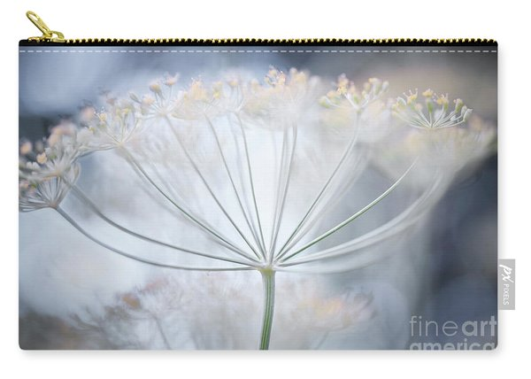 Flowering Dill Details Carry-all Pouch