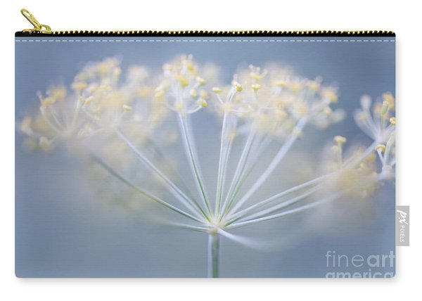 Flowering Dill Carry-all Pouch