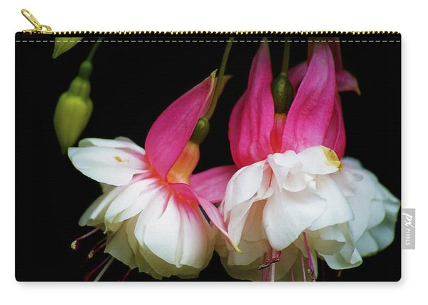 Flowers 96 Carry-all Pouch